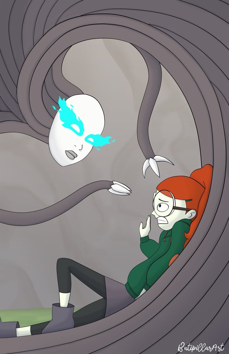 High hopes for Infinity train. Looking forward to the series. It is gonna be amazing. #infinitytrain  #fanart