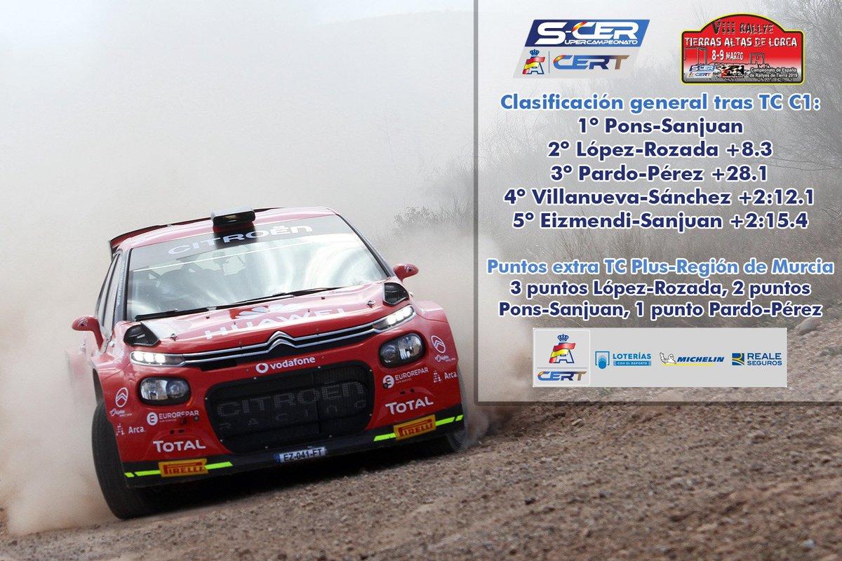 SCER + CERT: VIII Rallye Tierras Altas de Lorca [8-9 Marzo] - Página 2 D1OEhXIX0AAwRyw