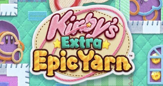 kirby extra epic yarn cia on JumPic com