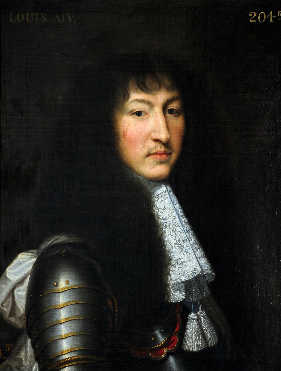 Drjosephinewilkinson On Twitter Yes Very Italian Like Their Cousin Charles Ii Of England Louis Resembled His Mother And The Habsburg Side He Certainly Had The Habsburg Lip Https T Co Mztwl5ktha