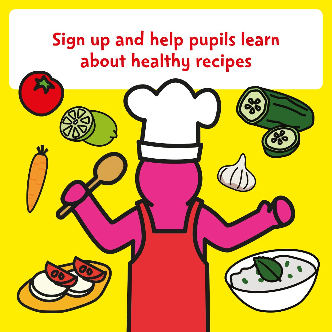 RT @educationgovuk Looking for easy, healthy recipes to make with school children and families? Take a look at the printable @Change4Life  recipes from around the world available via the School Zone: 🍏🥑🍉🌽🌽 👉 https://t.co/MATu4Cs08w