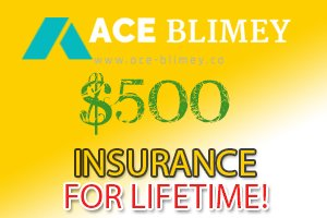 Image for ACE BLIMEY added to Premium Insurance!