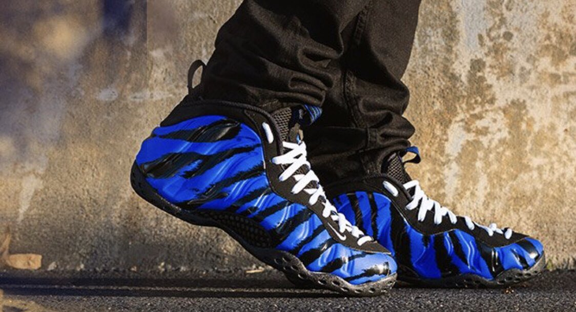 Mua Nike Air Foamposite One PRM Men s Shoes Atomic Red ...