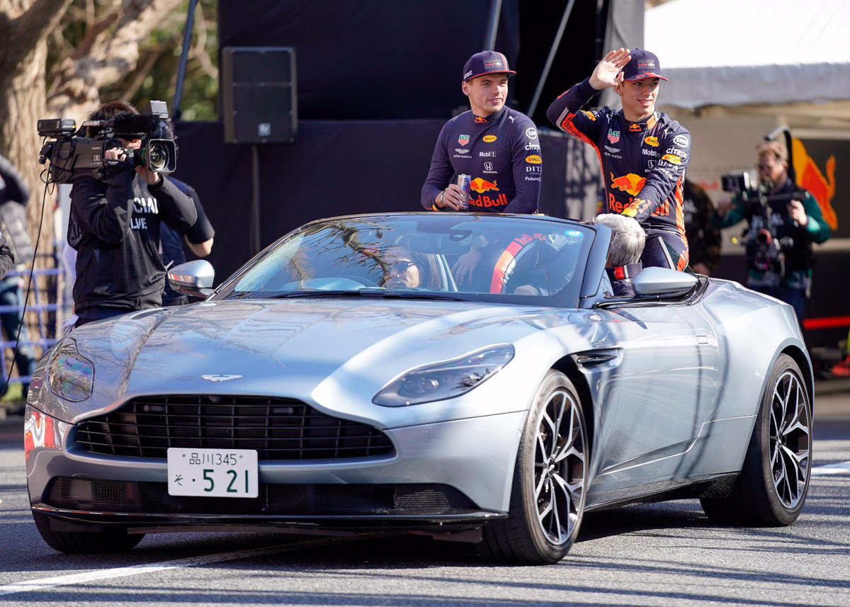 Aston Martin Red Bull Racing…