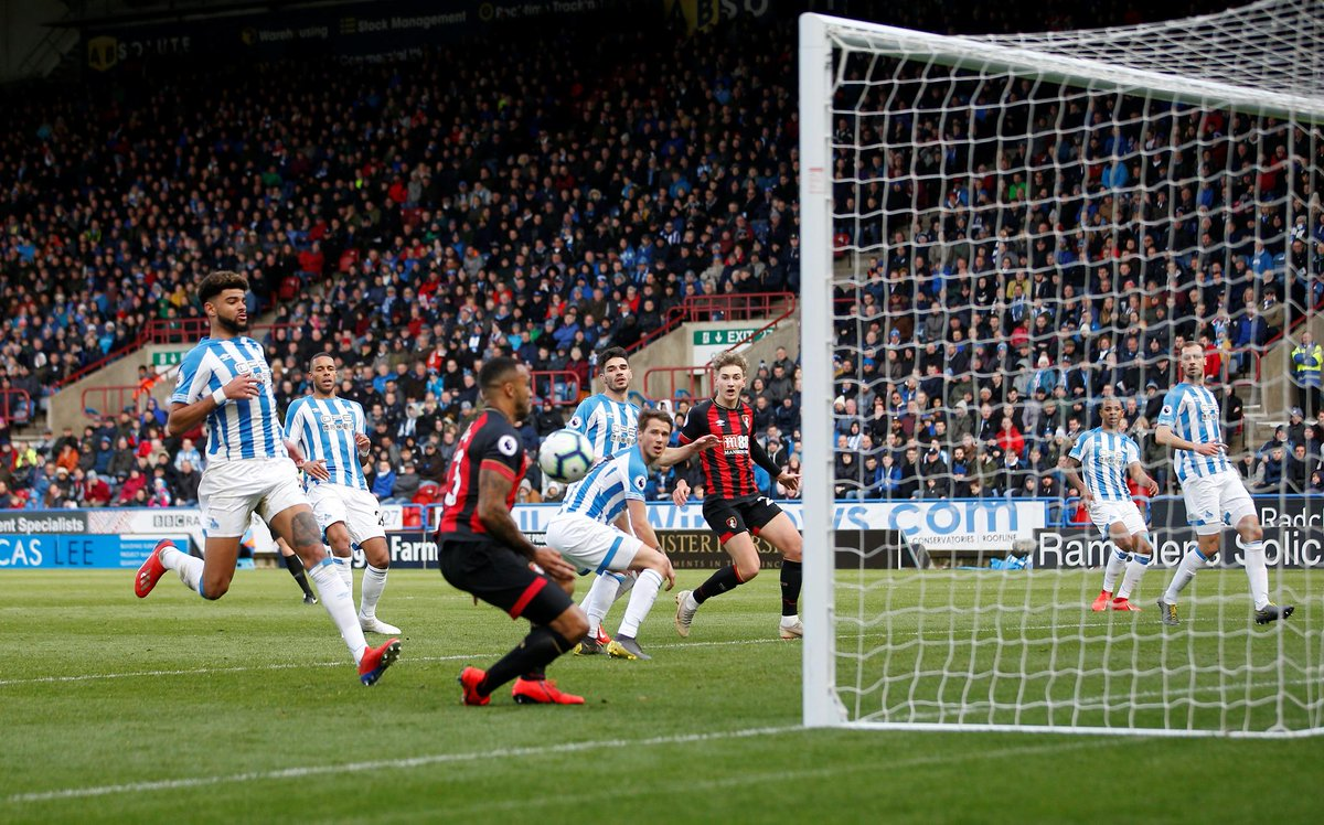 Premier League's photo on Callum Wilson