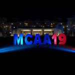 Image for the Tweet beginning: I've thanked the terrific MCAA