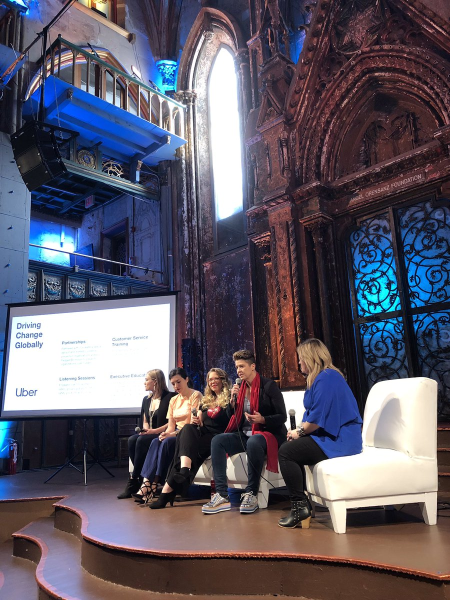 Excited to being sharing the stage with these #badass women at #womenstravelfest! The future of travel is women! #wtfest19 @gokellylewis @TravelEditorNik @UnearthWomen @girlsLOVEtravel @imhaleywoods @Uber @RachelRoams @WomenTravelFest