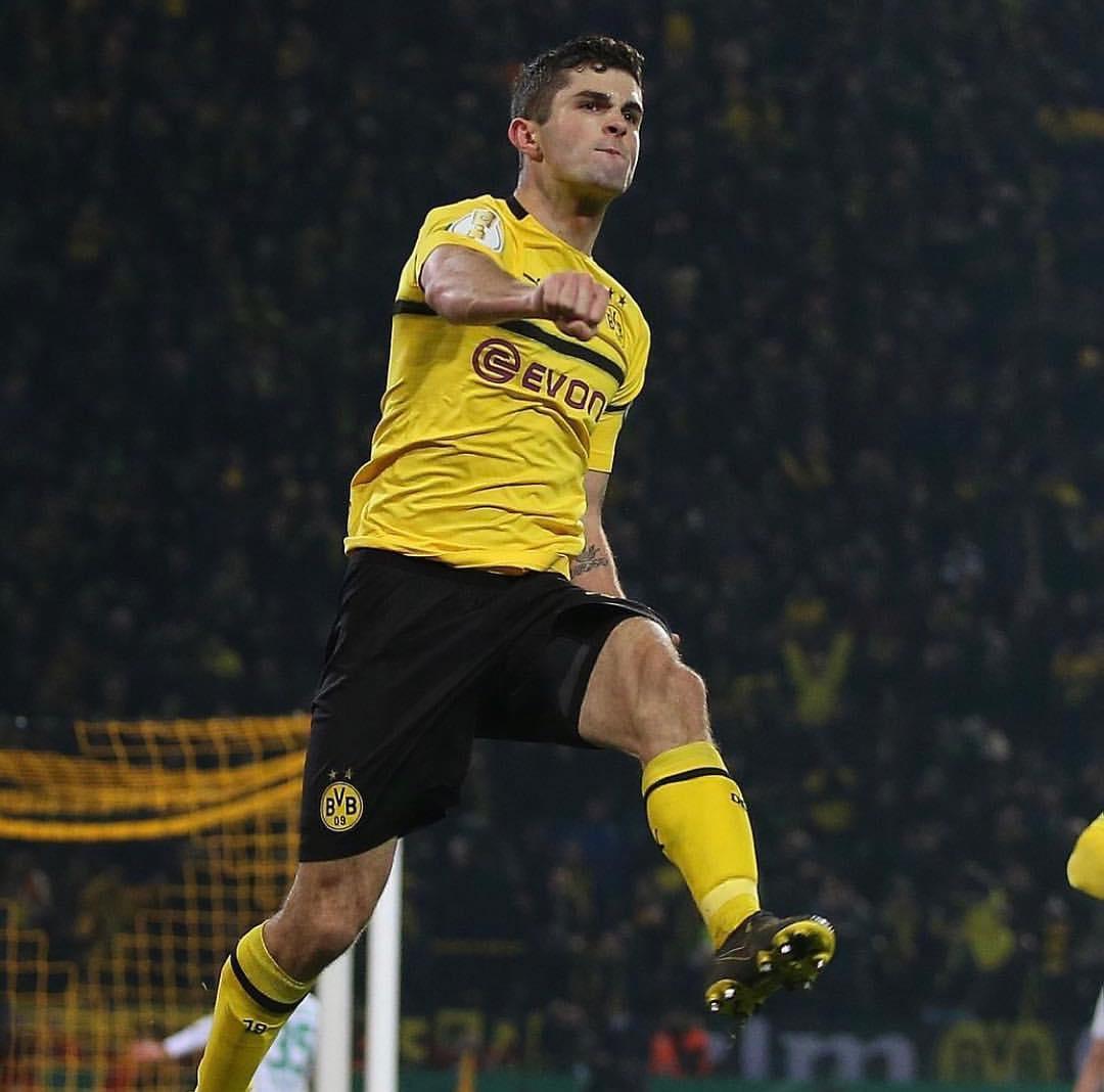 USMNT Only's photo on Dortmund