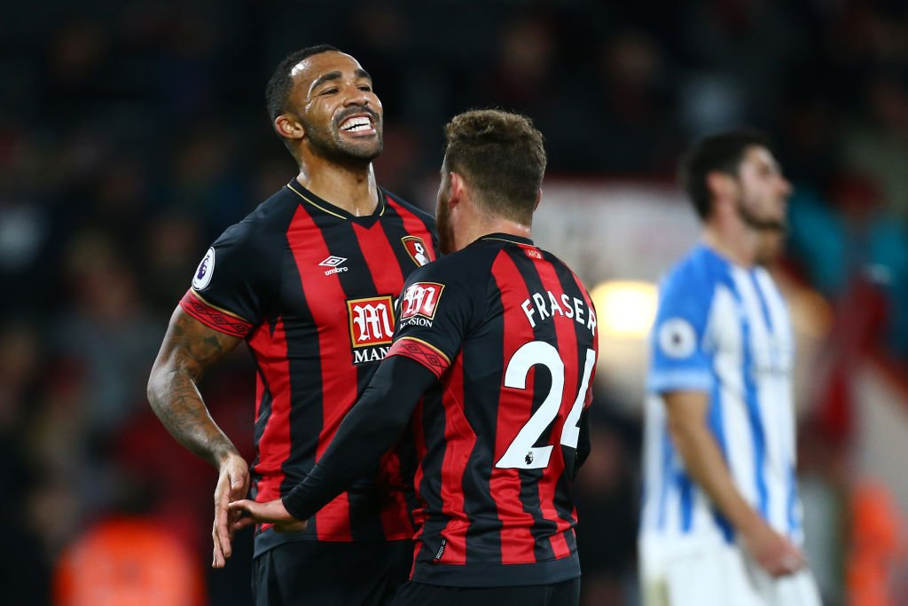 WhoScored.com's photo on Callum Wilson