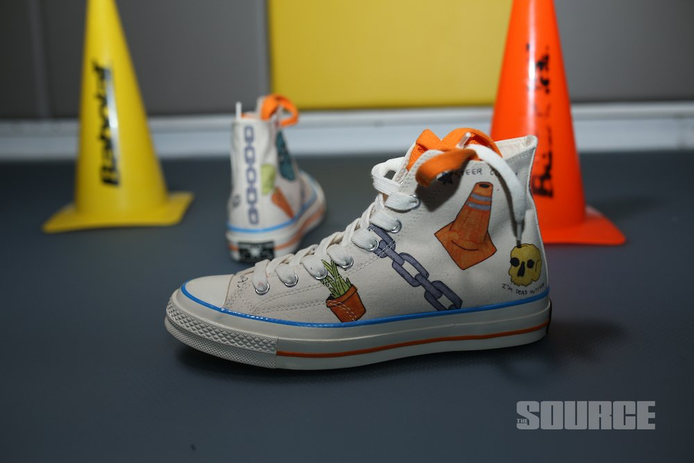 5798b5915c1c the source sneaker guide tyler the creator x converse chuck taylor 70 hi  artist series wyatt