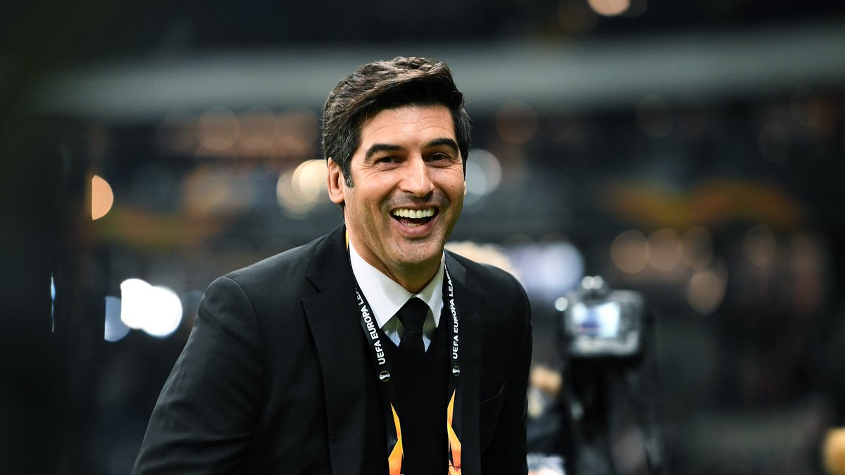 Image result for paulo fonseca 2019