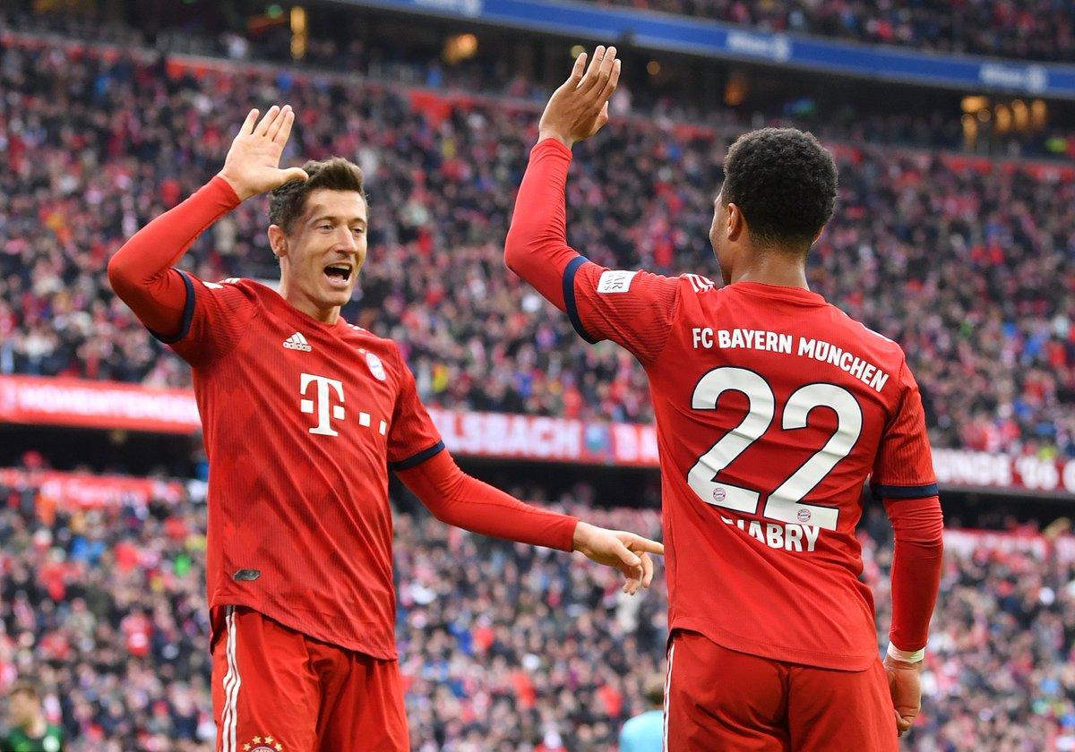 Xem lại Bayern Munich vs Wolfsburg