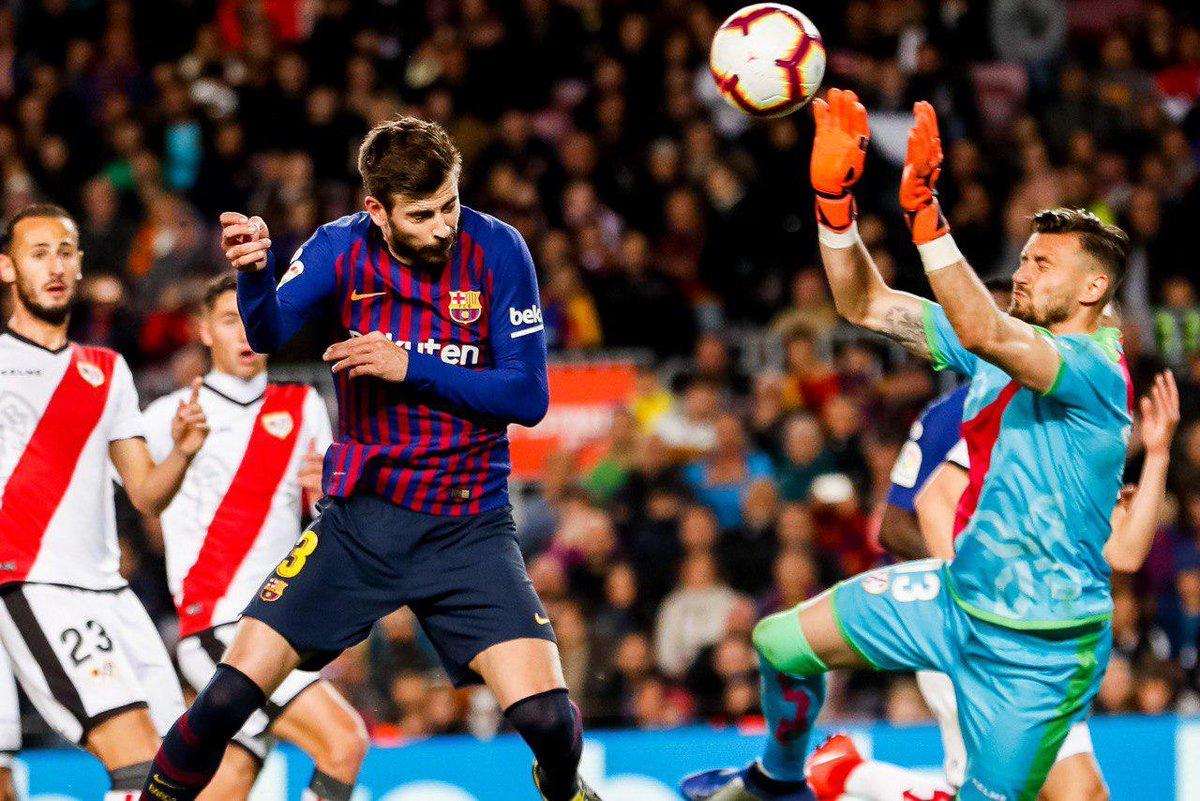 FC Barcelona's photo on Raúl de Tomás