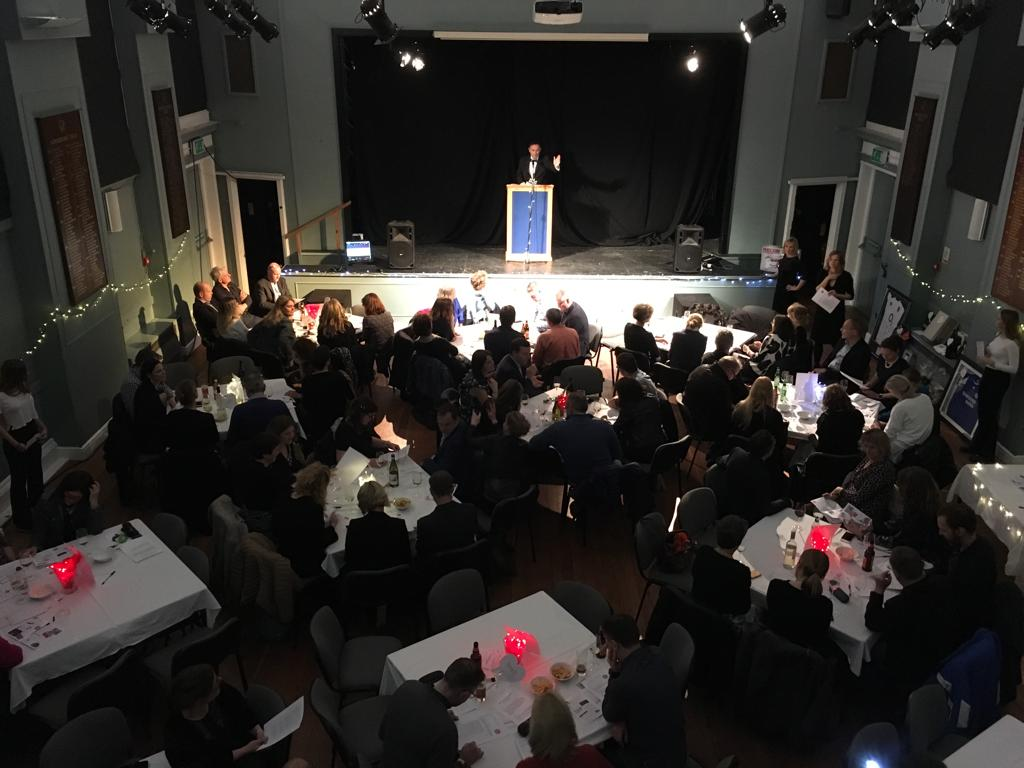 Last night's @BeechenPTA Auction of Promises.  A fabulous evening, incredible range of promises for auction and generous/competitive bidding.  A hugely successful event.  Thanks to all donators, auctioneer Phil O'Hare and PTA organisers.