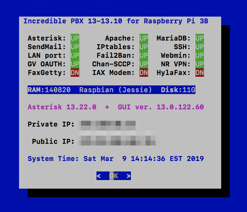 The New Gold Standard: Incredible PBX 13-13 10 for Raspbian – Nerd
