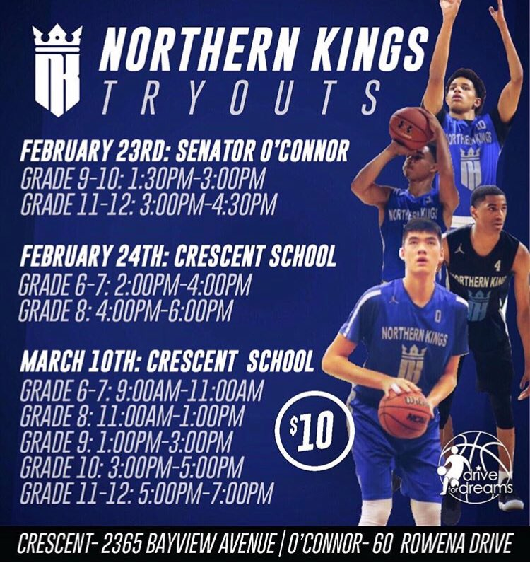 Final round of tryouts tomorrow!! Tryouts for all 6 of our elite AAU teams all going down tmrw! #KingsOfTheNorth #UAFuture #UARise #UnleashChaos