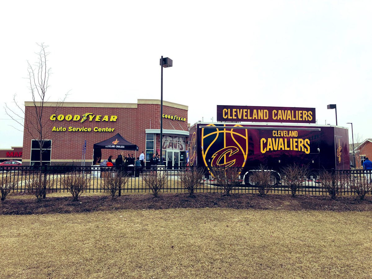 quality design 48b65 2fea1 Cleveland Cavaliers on Twitter: