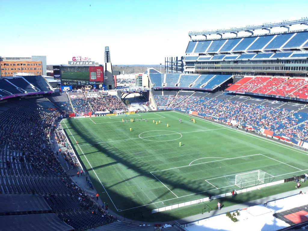 Empty Seats Galore's photo on #NERevs