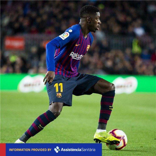 Az FC Barcelona a hivatalos honlapján tette közzé d7460fd540