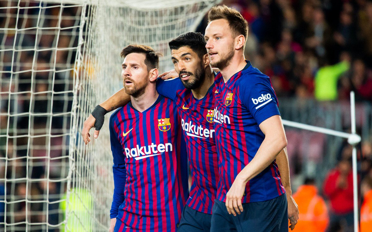 Xem lại Barcelona vs Rayo Vallecano, 0h30 ngày 10/3 (La Liga)