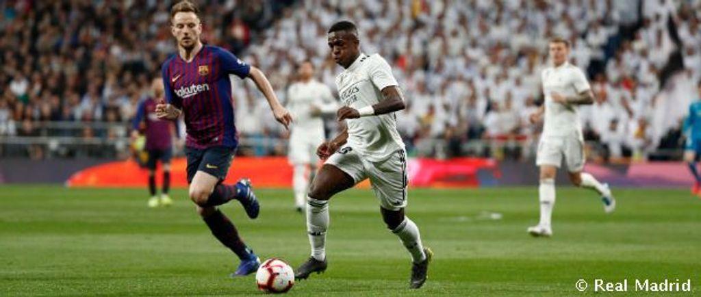 Real Madrid - Barcelona https://twi.li/0QOVwQ #ICO #RMClasico
