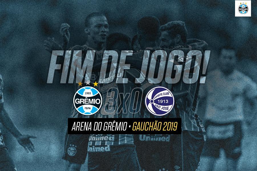 Grêmio FBPA's photo on Pépé