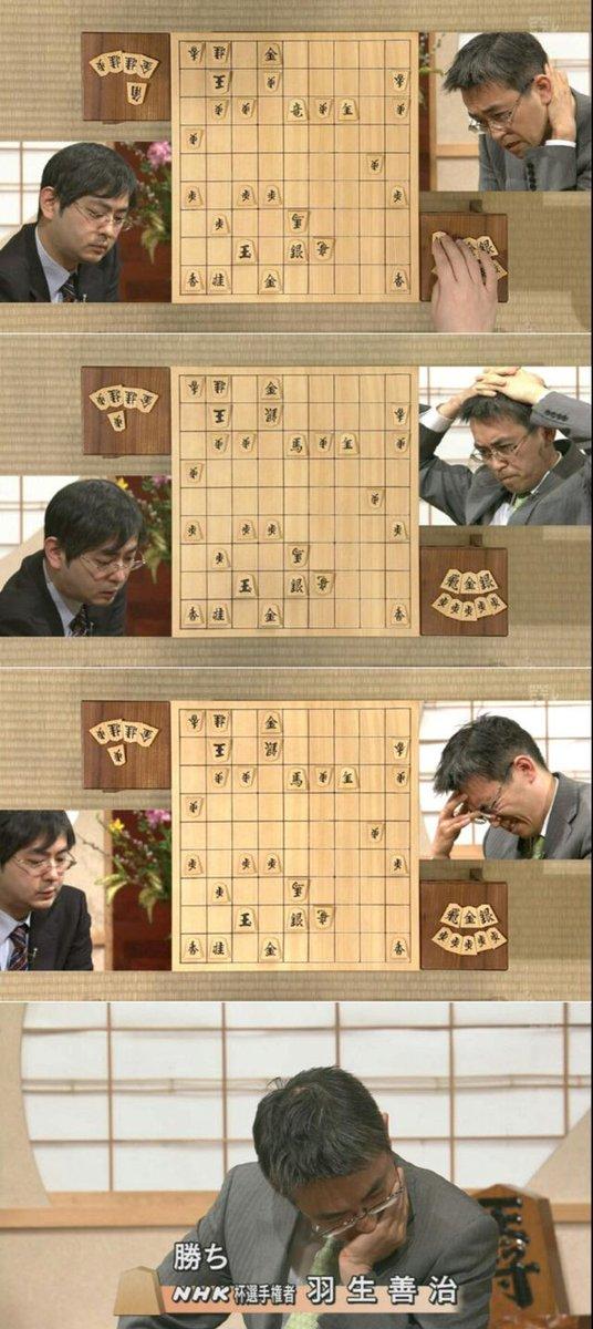 【将棋】羽生善治九段、昭和最後に優勝したNHK杯を平成最後にも優勝(7期ぶり11回目)するとかいう意味不明なことを成し遂げてしまう