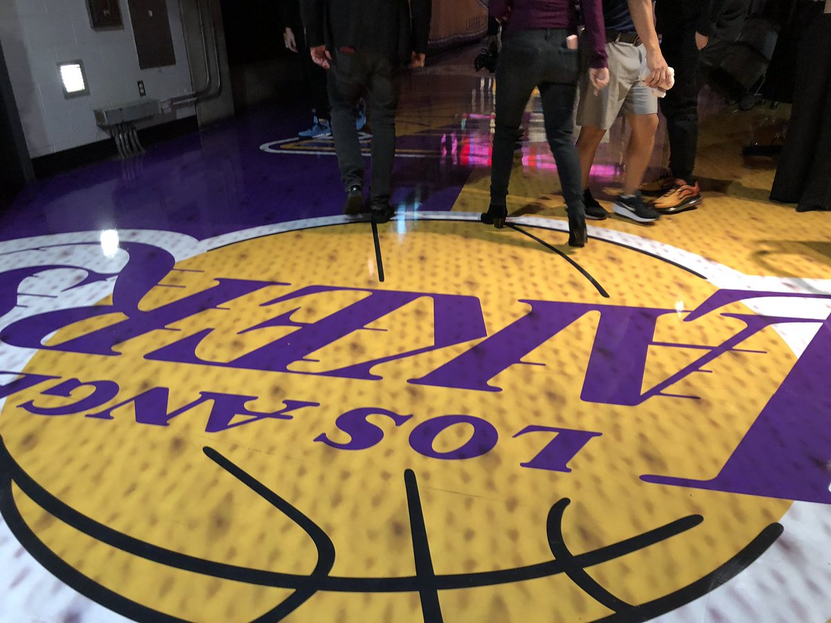 #Breaking   On the day @Lakers announced Brandon Ingram is done for the season with a blood clot in his arm, @ZO2_ met with trainers and will also be shut down for the year. #abc7eyewitness