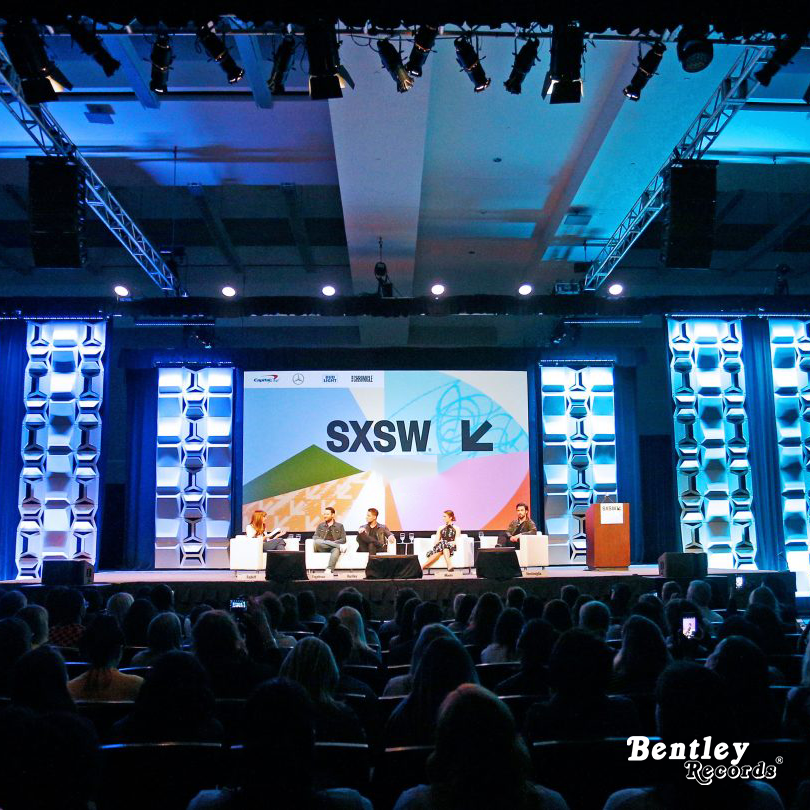 Meet Bentley Records @SXSW this year! Contact us to schedule a meeting between March 11-12 with our A&R team. #BentleyRecords #NYC #SWSX #HipHop #Rap #RecordLabel #AnR