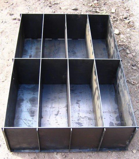 разборные формы для блоков