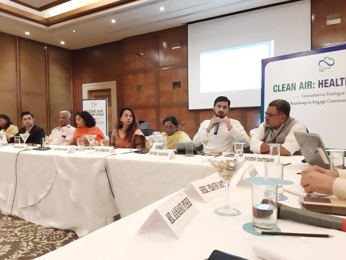 test Twitter Media - Dialogue for creating a Road Map to engage Communities and Drive Policy organized by @cleanairasia ,India at Hotel Le Meridien, Nagpur. The Dialogue series was aimed to discuss and understand Air Pollution & Health Narrative and way forward on how should Ngp move ahead with it https://t.co/UBF2h1nlyy