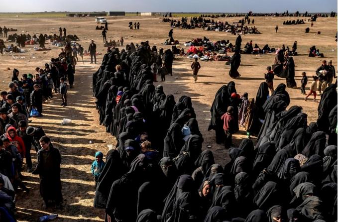 Resultado de imagen de fotos yihadismo 5W