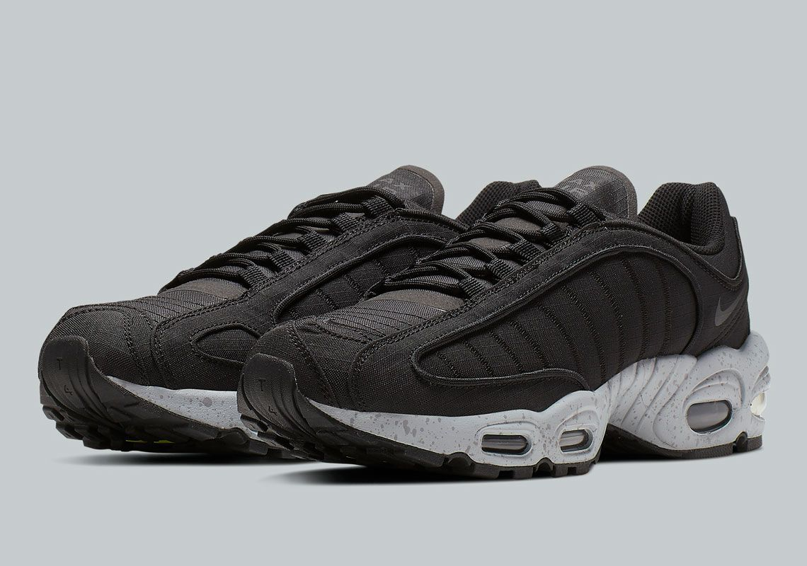7ba8c92591e915 Nike s classic Air Max Tailwind IV returns in a street-style conscious  black