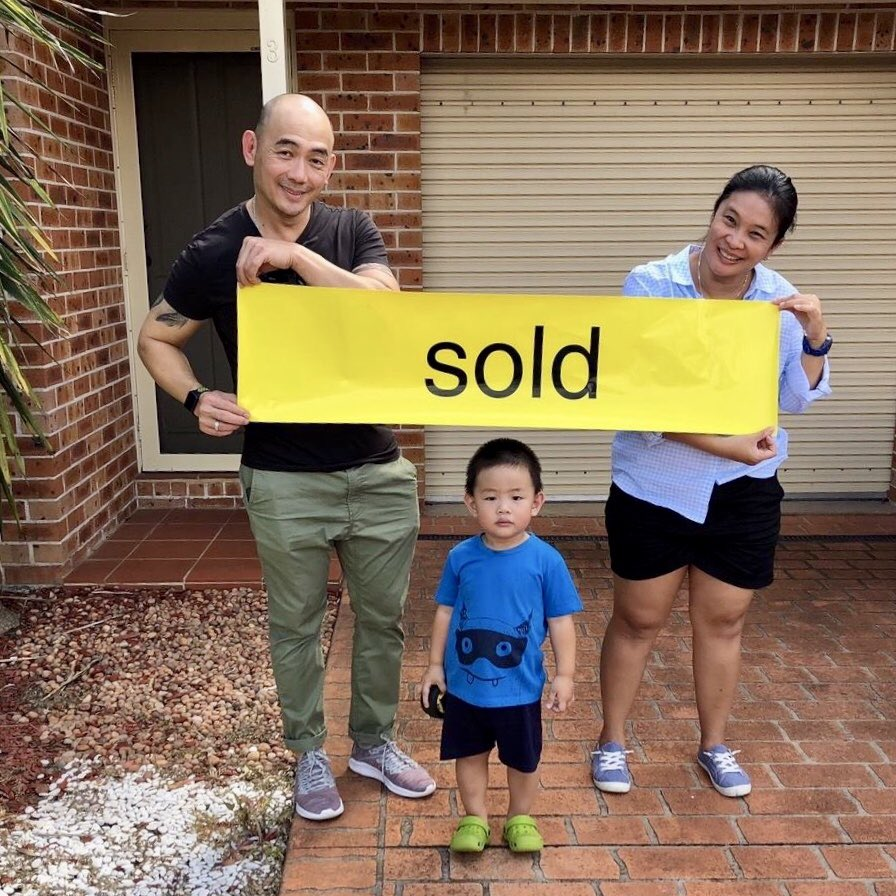 This weekends auction clearance rate for NSW was 61% with a total of 197 homes selling under the hammer. https://t.co/oUJ3HsM6Oo