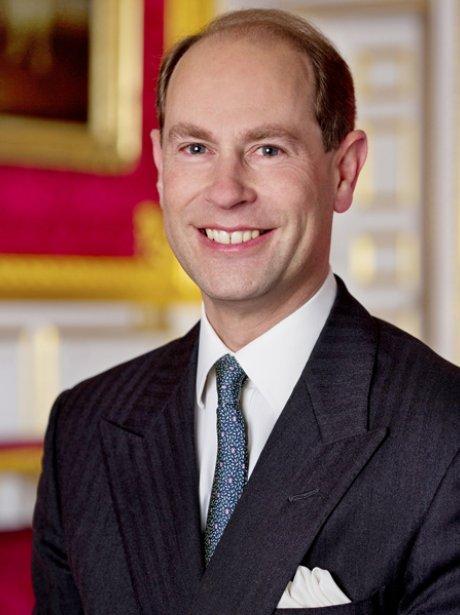 Happy 55th Birthday Prince Edward Earl of Wessex!