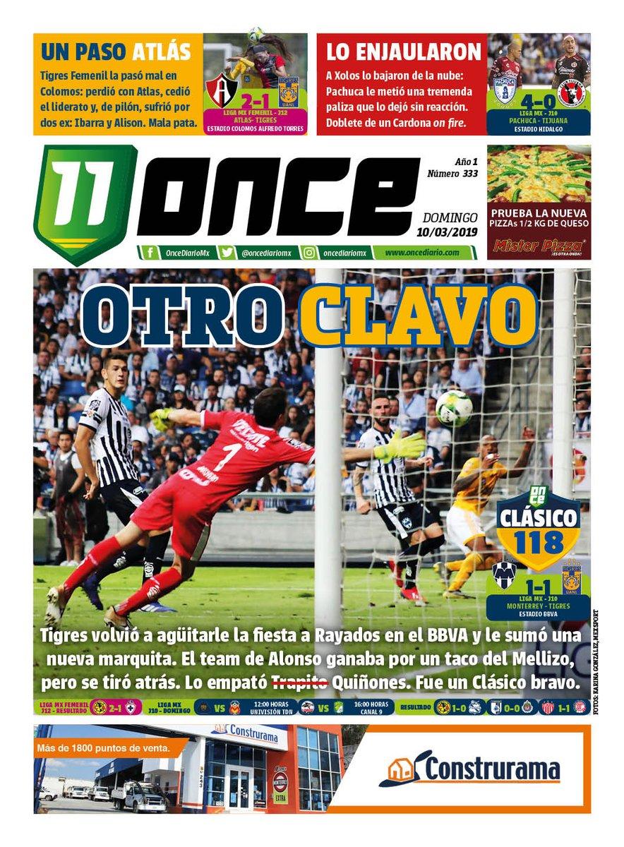 ONCE Diario's photo on Funes Mori