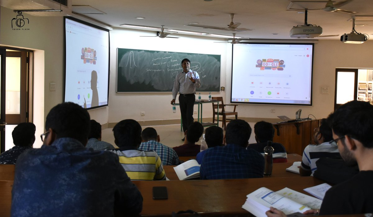 Among the many initiatives @VGSOM_IIT_Kgp for students to gain an upper hand in the panorama of today's industry #trends,#SixSigma is one such initiative,the 32hrs #worshop over 4 days will definitely enrich the students and give them a #consultant's view @IITKgp @KPMGIndia @KPMGpic.twitter.com/vqn3JifhkA