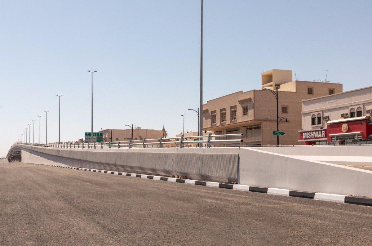 مشاريع السعودية On Twitter افتتاح مشروع جسر الأمير نايف بن عبدالعزيز مع طريق الخليفه على بن أبي طالب بـ الدمام