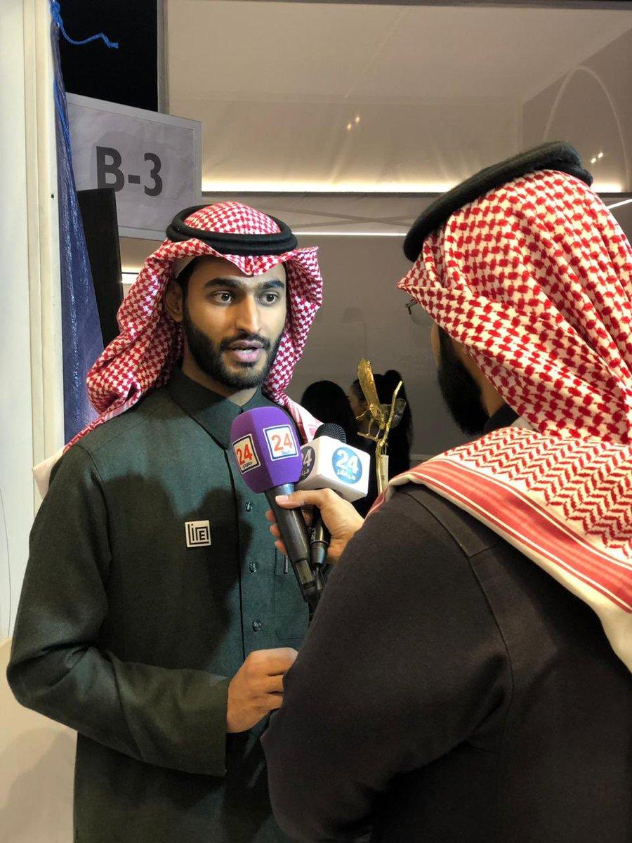 مقابلة قنات @live24_tv  عن مشاركتنا ب #موسمية_مزولة في @AlammariahH