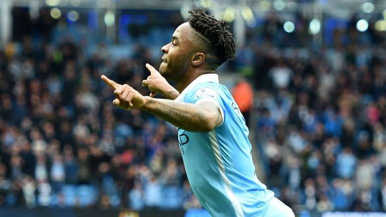 Watching @BBCMOTD - can't be anyone playing better football in the Premier League right now than @sterling7?  Incredible how much he has grown under Guardiola, on & off the pitch. And very admirable.