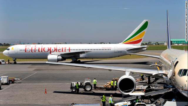 Ethiopian Airlines Boeing 737 heading to Kenya has crashed near Addis Ababa, airline says https://t.co/HjbiKOC3q5 https://t.co/pCGZYiJqIt