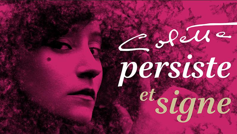 """""""Colette... persiste et signe"""" : Théâtre et conférence-débat. Un évènement proposé par @unistra_culture le 13/03 à 18h dans le cadre de la semaine internationale #DroitsDesFemmes @unistra https://t.co/5ExPZb9gkF https://t.co/K1Bt8694ng"""