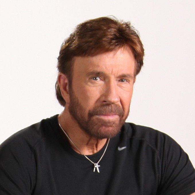 Happy Birthday dear Chuck Norris!