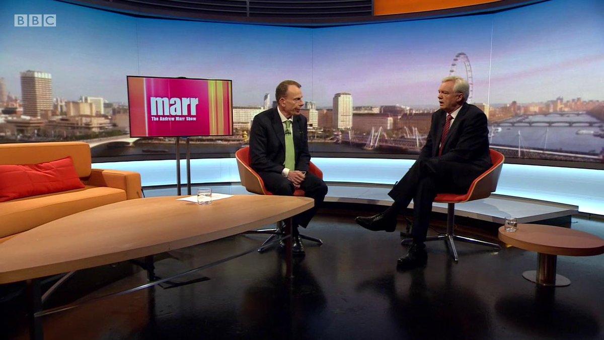 BBC Politics's photo on David Davis