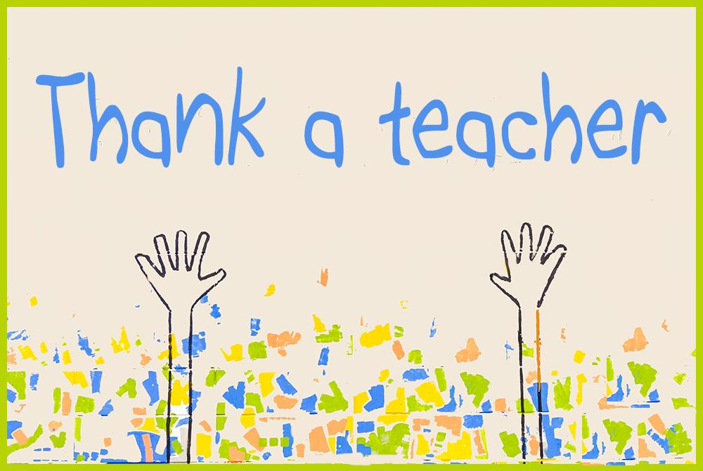 RT @educationgovuk Which teacher would you thank and why? 🎊 Thank an amazing #teacher by sending them a card through the post, with your personal message 🏫  https://t.co/SmAGw2vm63   #ThankATeacher #classroomheroes