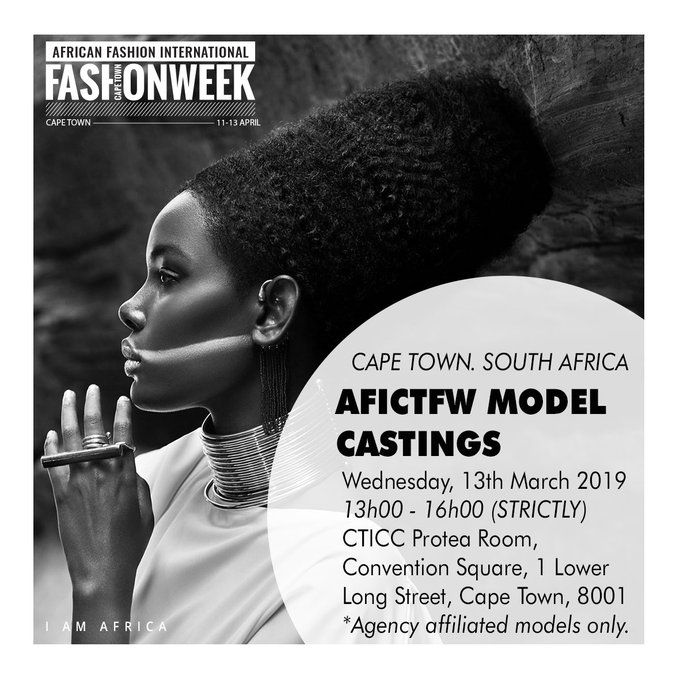 Cape Town Fashion Week : Latest news, Breaking news