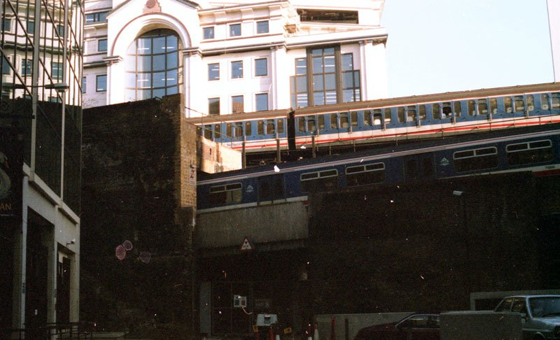D1T qJXXQAMEw7p - Ludgate: Requiem für eine Stadtbrücke