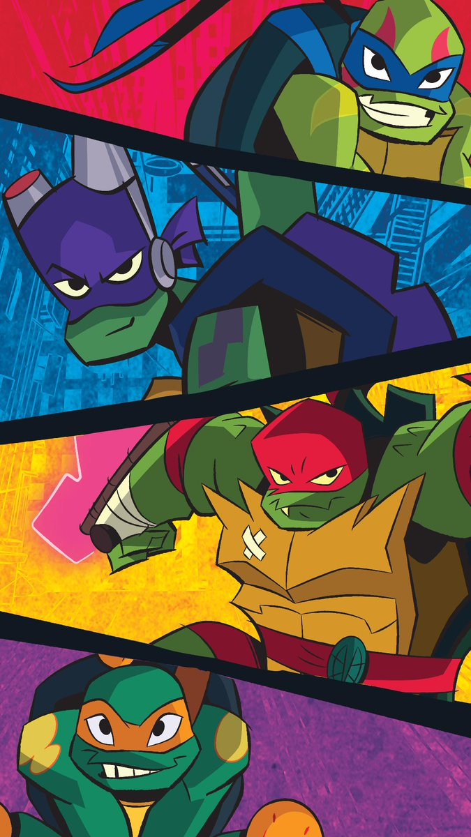 Tmnt On Twitter Radical Tmnt Wallpapers For Your Phone Which