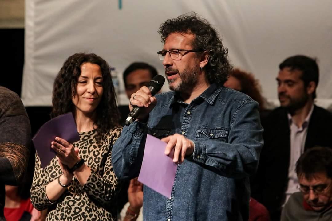 Foto cedida por Podemos Velilla