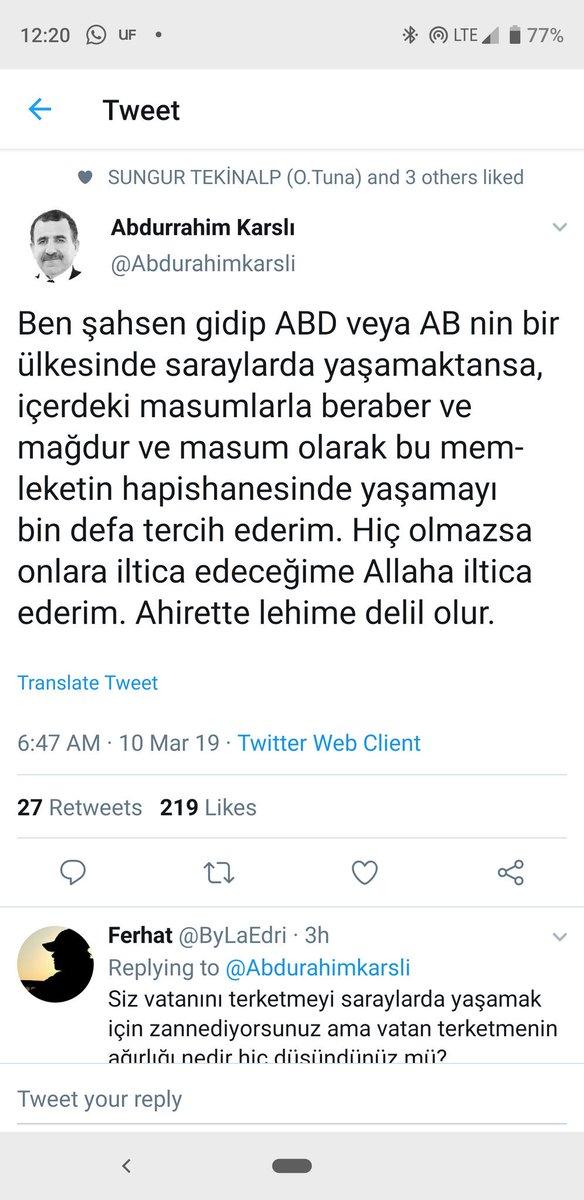 Abdurrahim Karslı On Twitter Yakınları Kaybolan Insanlardan Ricam